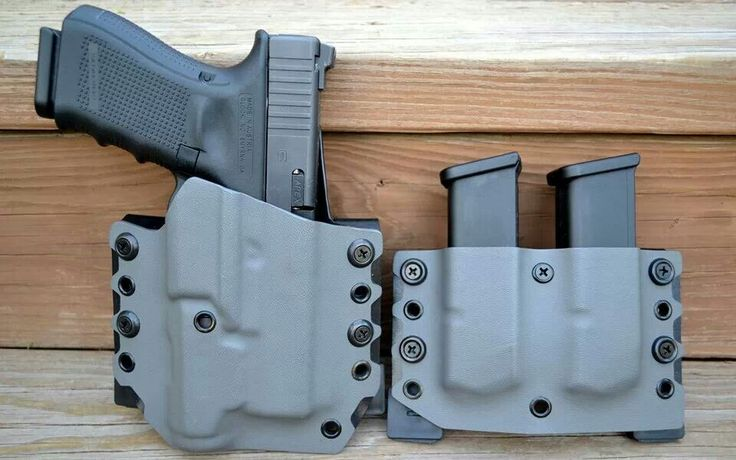 how to make a homemade pistol holster