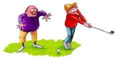 Gifs animados de Golf, animaciones de Golf