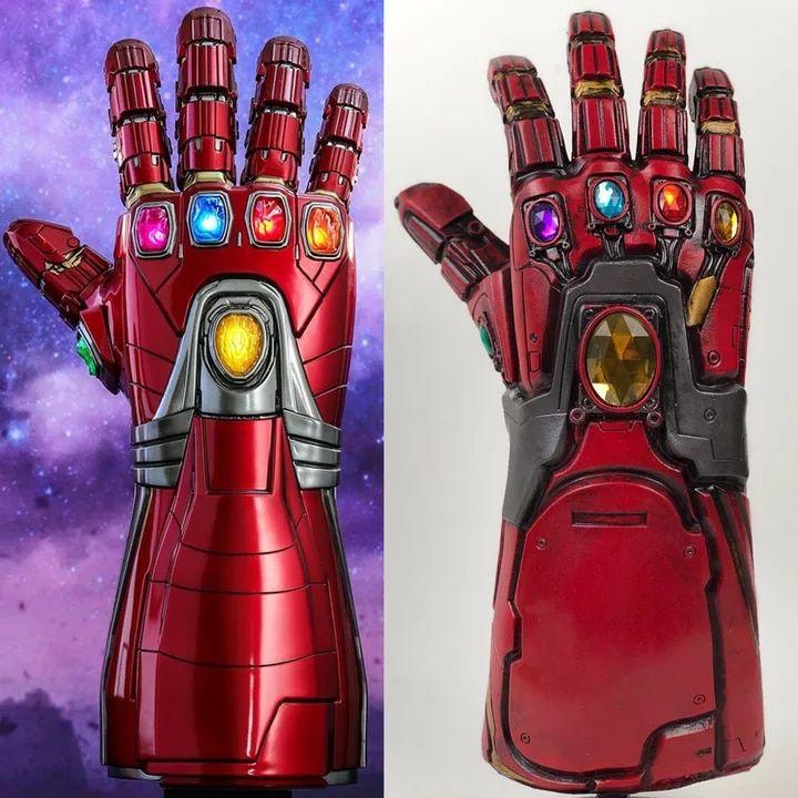 Rubies Marvel Avengers Endgame Latex Nano Gauntlet Costume Accessory