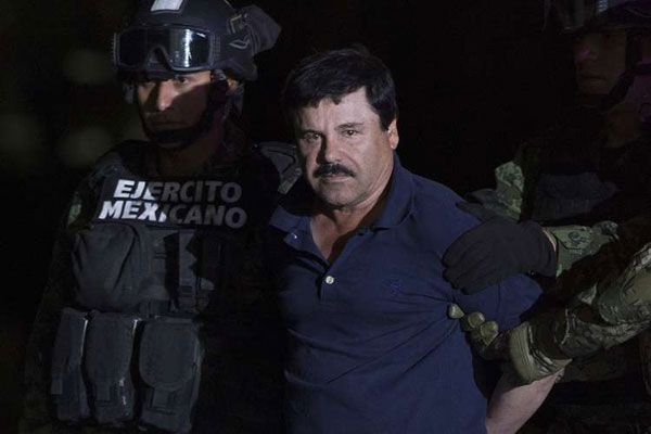 Zocialized - El Chapo Infatuation With Actress Led To Recapture 1.13.2016