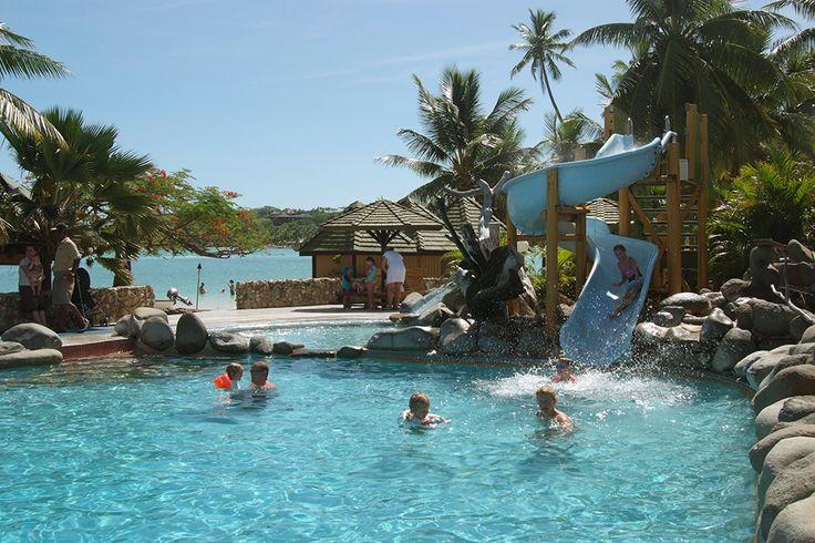 Plantation Island Resort, Malolo Lalai Island, Fiji