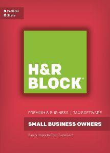 H&R Block Block 2016 Premium Business - Windows [Digital Download]