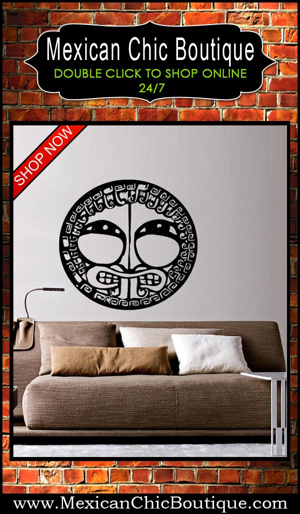 Aztec mayan wall decals 10 handpicked ideas to discover for Aztec decoration