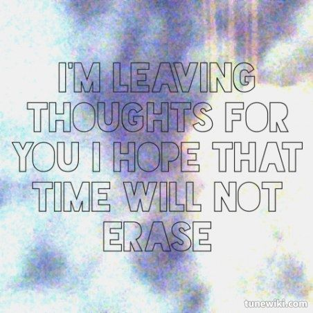 Just a waste of time lyrics