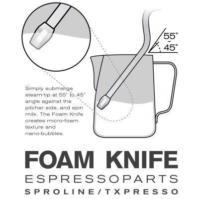 Foam Knife
