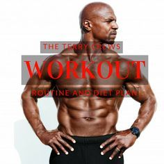 Terry Crews Workout Routine