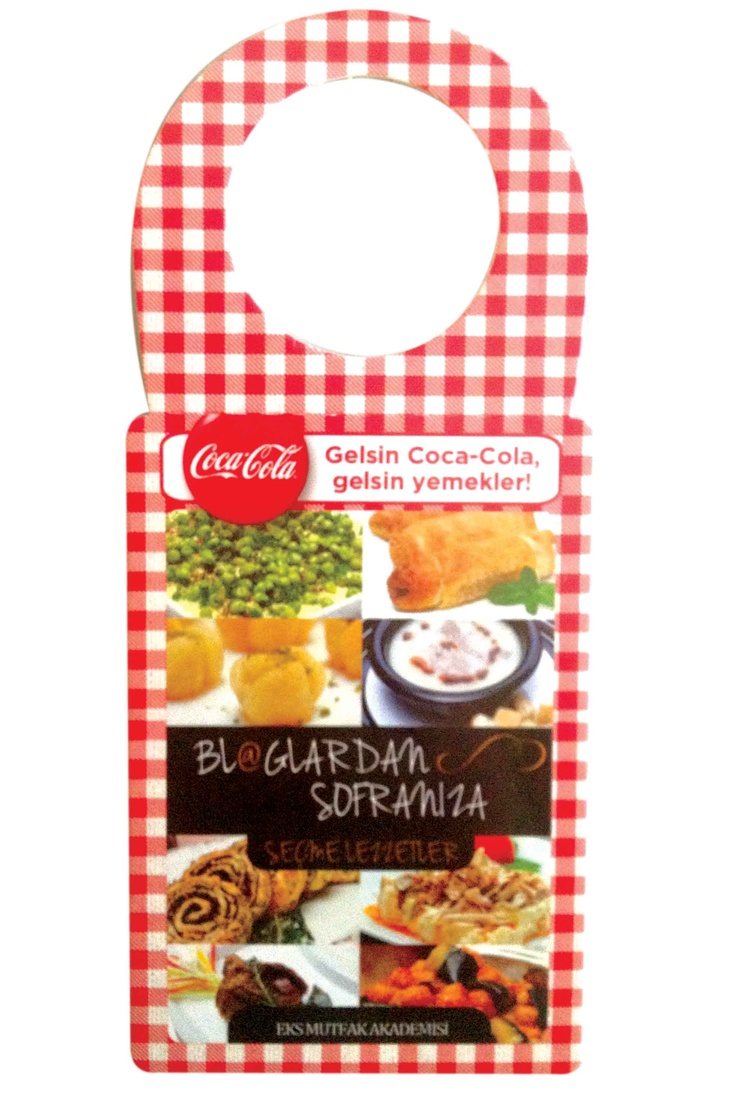 "Z-CARD® Bottle Hang for Coca-Cola: Coco-Cola has selected Z-CARD® Turkey to produce an innovative Z-CARD® Bottle Hang for its 2.5kg, family-sized Coke bottles, as an on-pack promotion for the brand.    ""The Coco-Cola Turkey promotion, 'from b  logs to your table', includes six recipes from six chief bloggers, which consumers can try out, keep and enjoy whilst enjoying their favourite non-alcoholic beverage, Coco-Cola,"" says Coco-Cola's Selman Yücebıyık."