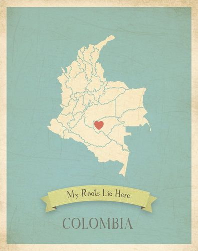 My Roots Collection Colombia Children Inspire Design