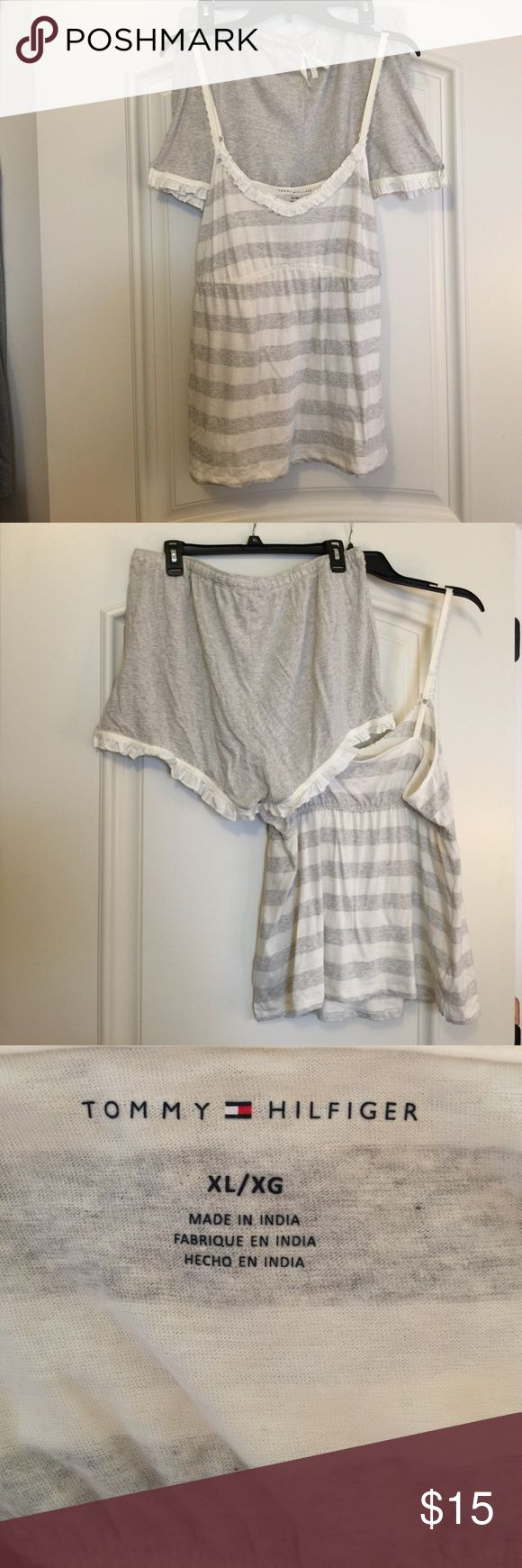 Tommy Hilfiger's women's Cami and boxers Comfy Cami and boxer sleep set Tommy Hilfiger Intimates & Sleepwear Pajamas