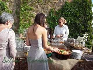 Salviaeramerino blog: Cassie and Andre vegan wedding party, may 24