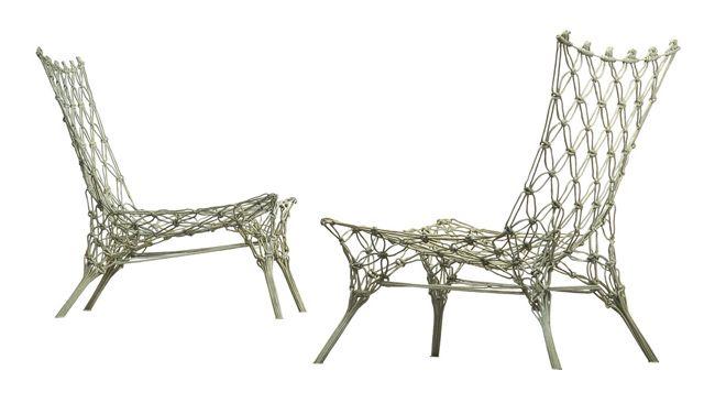 ノッテッド・チェア(Knotted Chair)