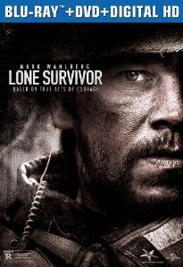 Lone Survivor  ($23.99) http://www.amazon.com/exec/obidos/ASIN/B00HEPEBWC/hpb2-20/ASIN/B00HEPEBWC No movie has gripped me and made me realize there are warriors and heroes among us who have given their lives for God, Country and their fellow man, than these men. - This was done really well so that's to say it was upsetting but a movie like this should be upsetting. - In this mission there were many other soldiers and SEALs killed when their helicopter was hit by a missile.