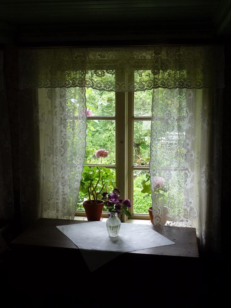 Windows at Skansen