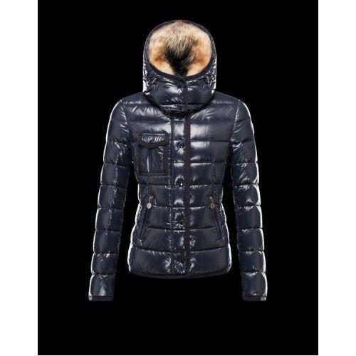 Jacke Moncler Armoise Daunenjacke Damen Blau online kaufen
