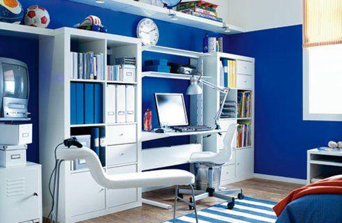 IKEA Boys Bedroom Ideas 13 Bedroom Wall Units Ikea by homeklondike.com