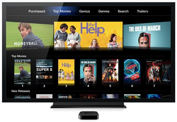 Technetec – Home » The New Apple TV UI Was Rejected By Steve Jobs 5 Years Ago