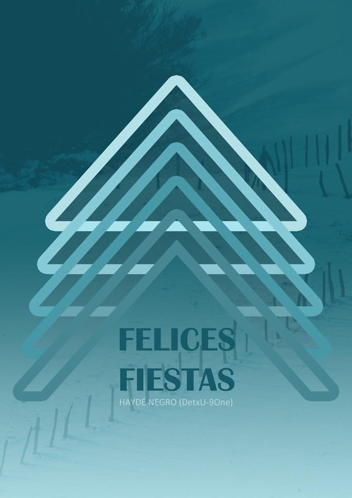 FELICES FIESTAS #haydenegro