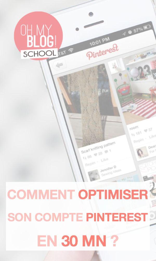 """Ce mois-ci dans Blogschool.fr, retrouvez notre dossier spécial Pinterest ! Au programme : 3 vidéos pour devenir les reines de Pinterest ! Pour voir la vidéo """"Premiers pas sur Pinterest : comment optimiser son compte Pinterest en 30 mn ?"""", rendez-vous sur www.blogschool.fr !"""