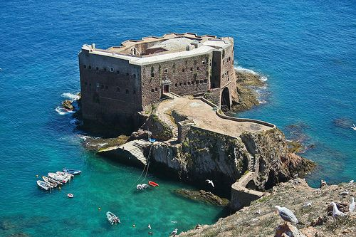 Fort of São João Baptista (Berlengas)