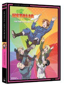 Amazon.com: Hetalia: Axis Powers Complete Series - Classic: Todd Haberkorn, Patrick Seitz, Christopher Bevins, Scott Sager: Movies & TV