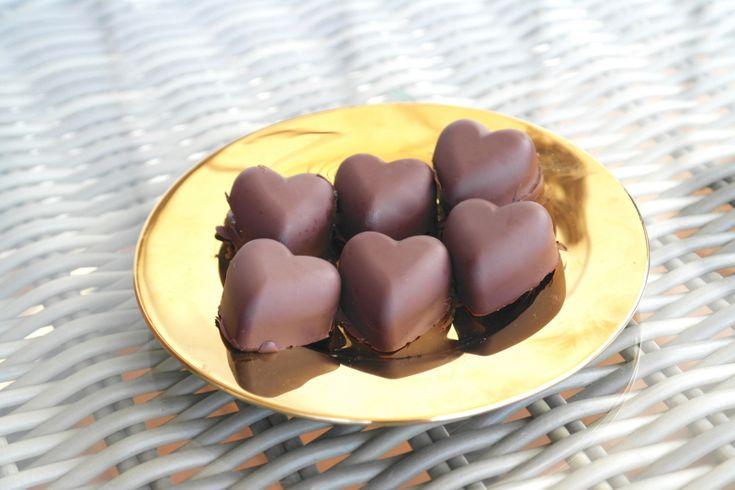Sjokolade med lakrissmak