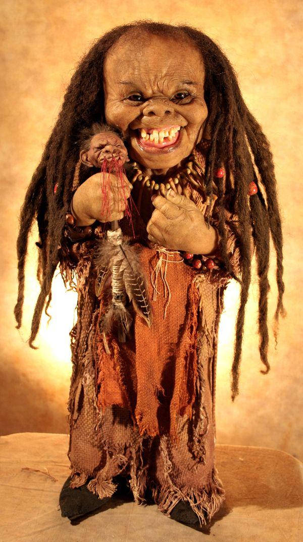 340 best Dolls - Gothic & Horror images on Pinterest ...