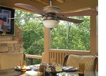 Outdoor Ceiling Fans With Lights Outdoor Ceiling Fans Tips