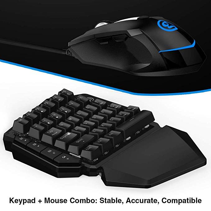 Gaming Keyboard And Mouse For Xbox One Ps4 Ps3 Nintendo Switch Pc Gamesir Vx Aimswitch E Sports Keypad And Mouse Combo Adapte Xbox Xbox One Nintendo Switch