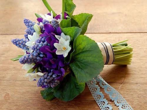 wedding bouquet?
