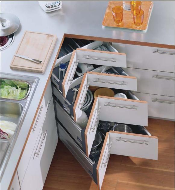 Kitchen Corner Trolley Framed Kitchen Cabinets Home Kitchens Kitchen Solutions