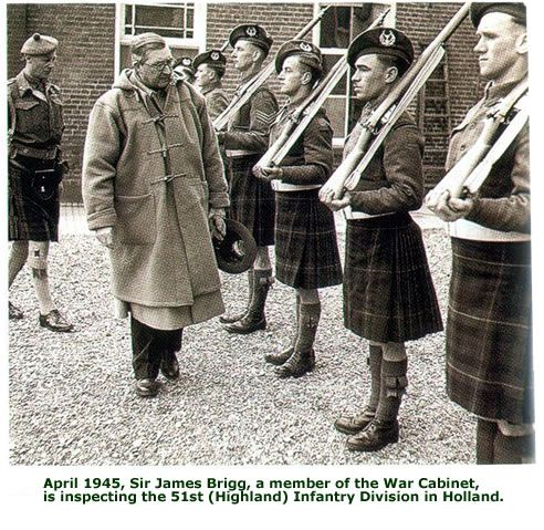 51st Infantry Brigade and Headquarters Scotland