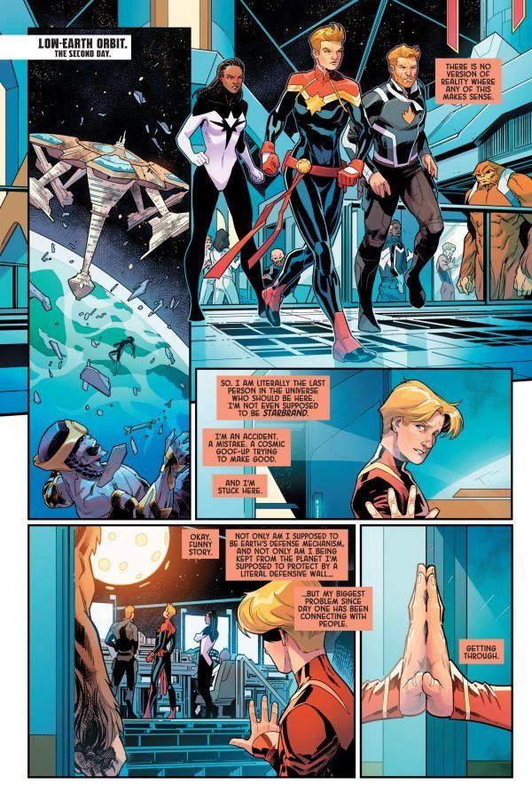 Mags Visaggio's First Marvel Comic Book Is Out Next Week – Secret Empire: Brave New World #3