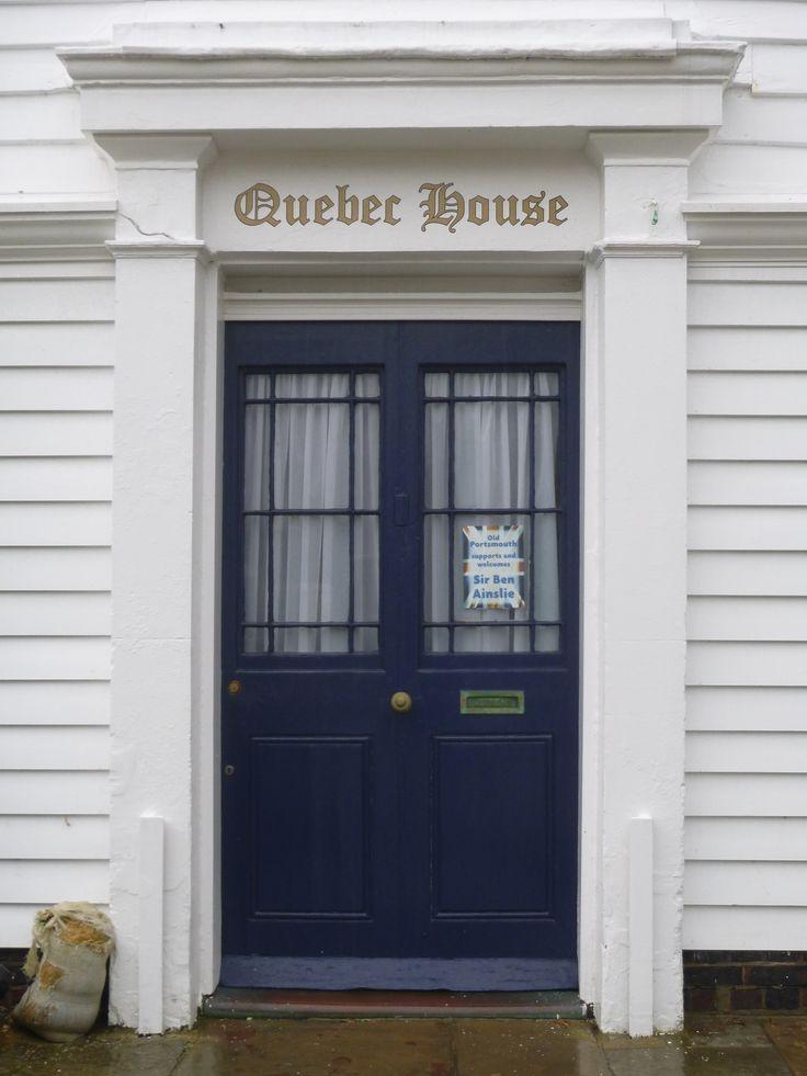 Portsmouth Door 1