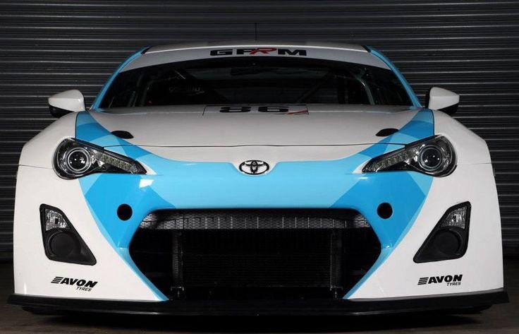 Toyota GT 86 GT4