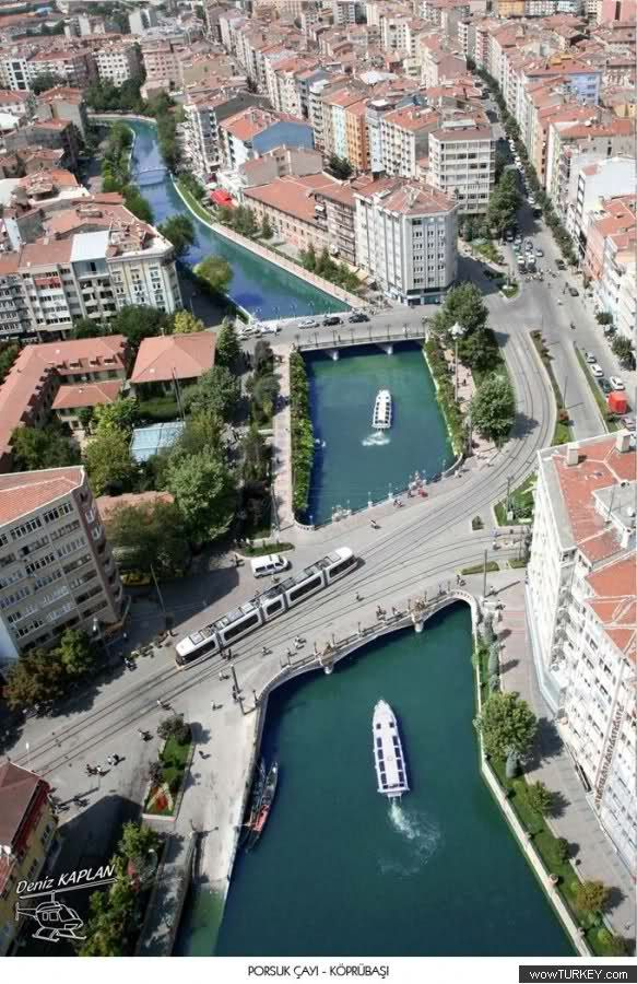 """Eskişehir, Turkey 