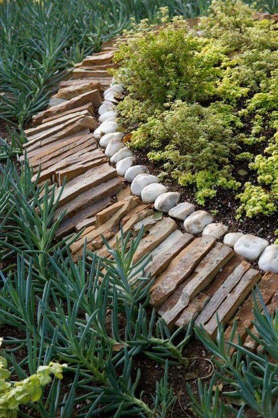56 Best Garden Walls Edging Images On Pinterest Garden 400 x 300