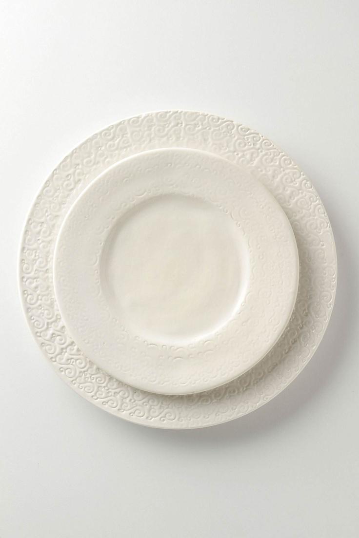 Dress them up or dress them down--perfect dinnerware. & 44 best Cream Dinnerware images on Pinterest | Dish sets Porcelain ...