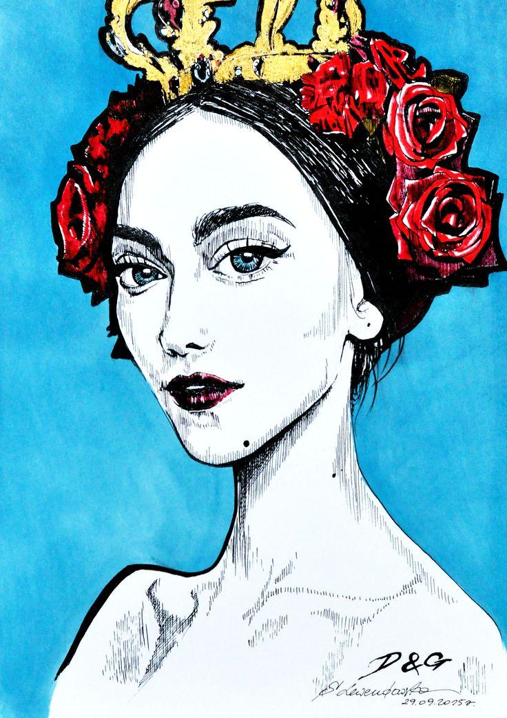 Dolce&Gabbana Model
