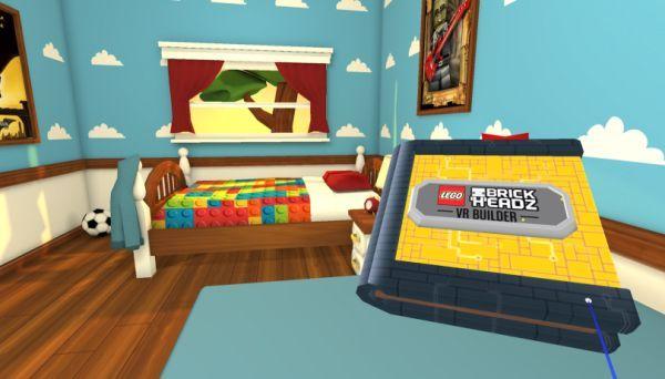 So stavebnicou Lego sa bude možné hrať aj virtuálne (zdroj: VRscout)