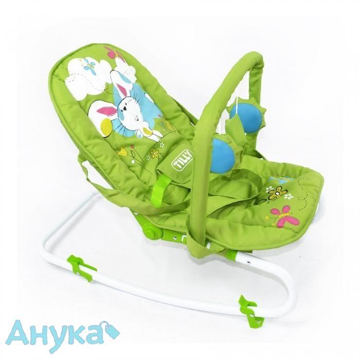 Новинка!  Детский шезлонг Baby Tilly BT-BB-0001 (BT-BB-0001 RED ) Цена:655 грн.