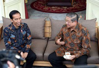 KISAH MENARIK HATI: Kisah Mobil Antipeluru dan Hubungan Jokowi-SBY