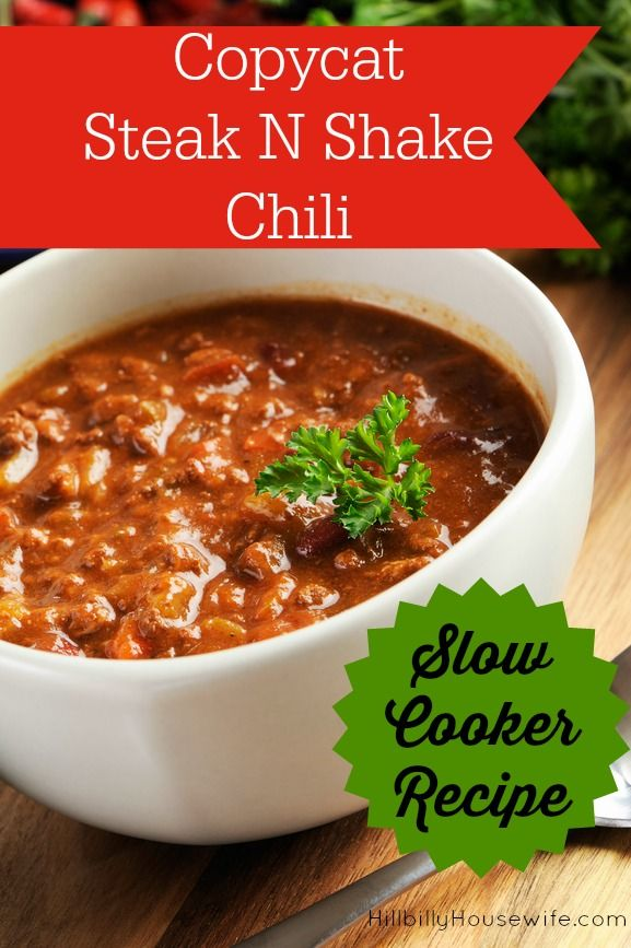 Pinto Bean Chili Recipe | Hillbilly Housewife