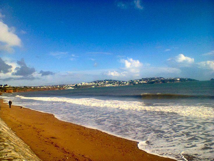 Paignton Beach, Devon