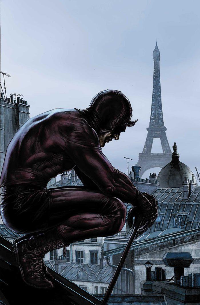 Daredevil by Lee Bermejo                                                       …