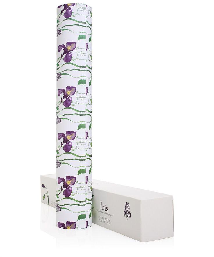 iris drawer liners 163 18 00 http www crabtree co uk fragrance home fragrances iris