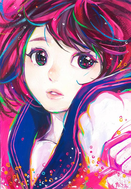 Image Result For Really Beautiful Manga Anime Girls Lava