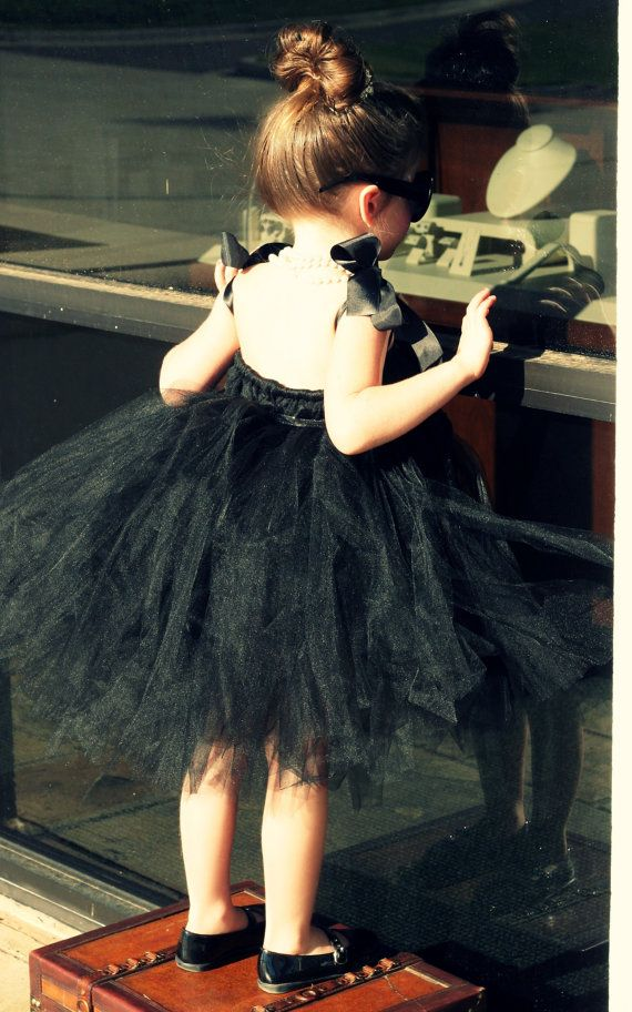Audrey Hepburn Tutu Dress by Atutudes - THE ORIGINAL as seen on Lauren Conrad's website and Pinterest. $49.95, via Etsy.