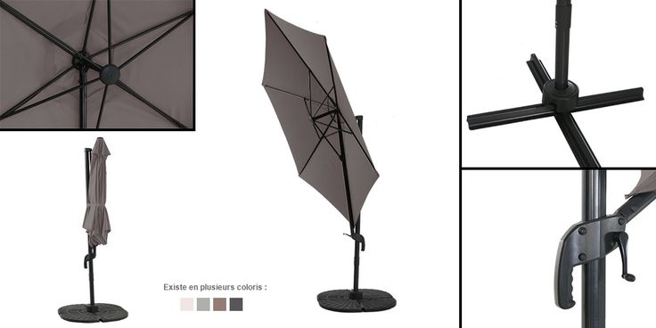 10 best parasol et ombrage images on pinterest cher deporte and cannon