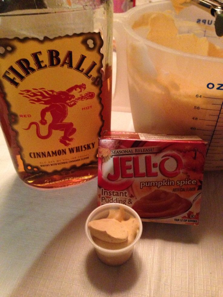 Best Drinks That Go With Fireball