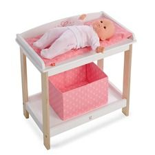 Elegant Doll Changing Table   For Boys AND Girls